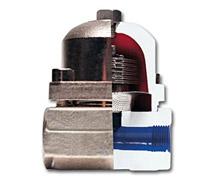 Bimetalni odvodnik kondenzata BTD-1