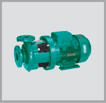 Blok pumpe sa suhim rotorom