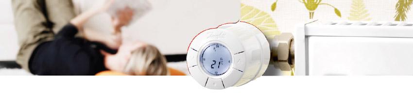 Danfoss radijatorski termostat