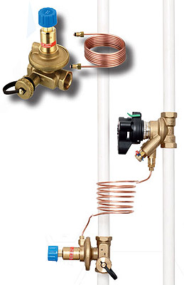 Danfoss regulator diferencijalnog tlaka