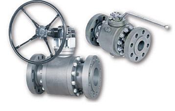 "DIN i ANSI kuglasti ventili DIN DN15-DN400 PN16/40 ANSI: ½""-16"" 150/300 i 600 lbs"