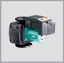 Energetski štedne pumpe s mokrim rotorom Wilo-TOP-E Wilo-TOP-ED