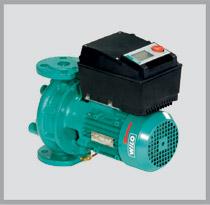 Energetski štedne pumpe sa suhim rotorom u izvedbi Inline /Wilo-VeroLine-IP-E /Wilo-VeroTwin-DP-E
