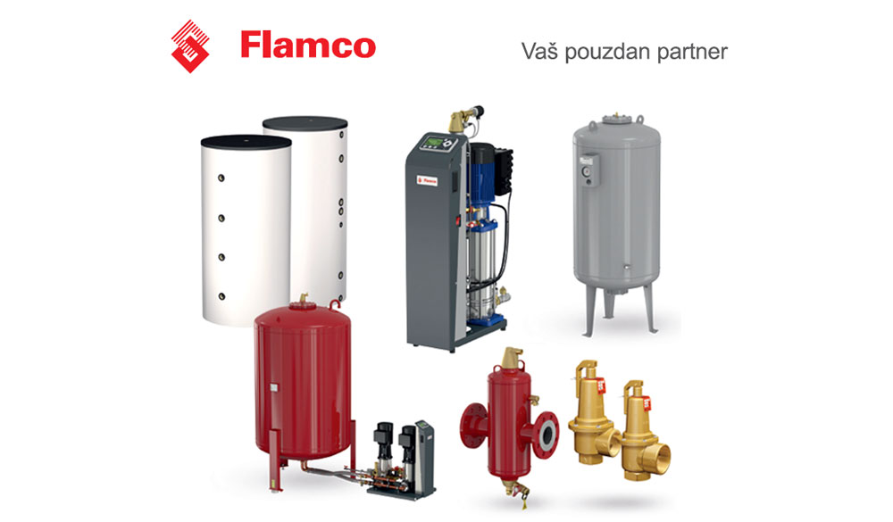 IMP Termotehnika i regulacija - Flamco