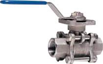 Kuglasti ventili za industriju V-3 TP