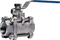Kuglasti ventili za industriju V-3T