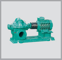 Pumpe s aksijalno podijeljenim kućištem /Wilo-ASP