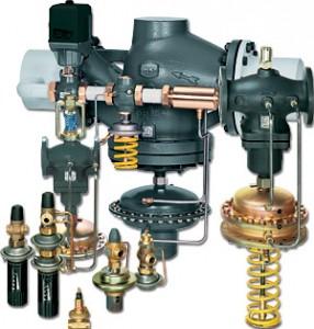 Regulatori tlaka, protoka, prestrujni ventili