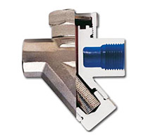 Termostatski odvodnik kondenzata za radijatorsko parno grijanje TTD-71