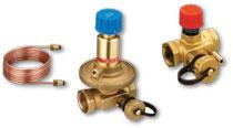 USV Univerzalni nadogradivi balans ventili za grane i usponske vodove